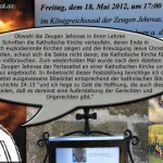 Propaganda der Zeugen Jehovas